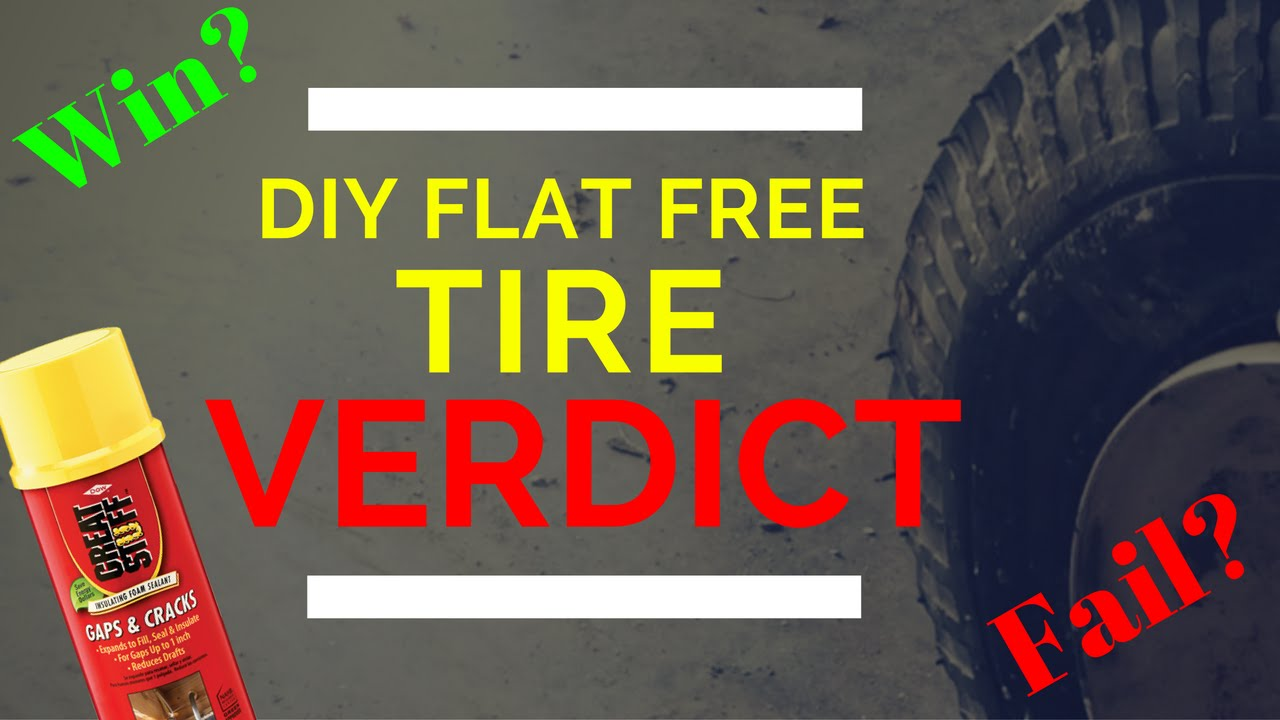 Diy flat free tire dont fall for the bs verdict is in diy flat free tire dont fall for the bs verdict is in farmcraft101 solutioingenieria Gallery