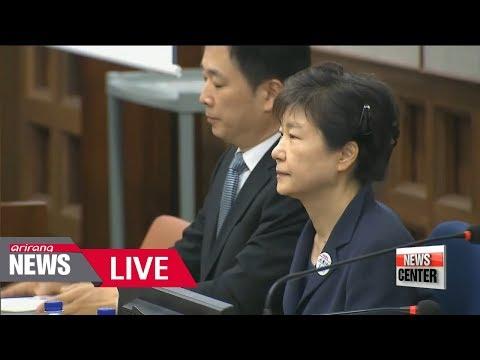 [LIVE/NEWSCENTER] Former S. Korean president Park Geun-hye sentenced to 24 years for corruption