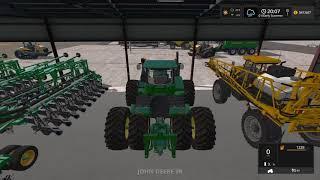 Farming Simulator 17 Timelapse #73 | Horsch Agrovation With Seasons.