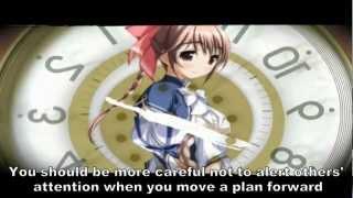 Ashita no Nanami to Au tame ni - red -