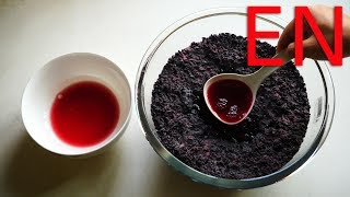 Xiazhi's Kitchen: How to Make Black Rice Wine Which Tastes Better Than Grape Wine