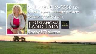 Oklahoma Land For Sale- 400 Acres Lincoln County, OK
