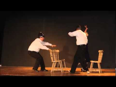 The 39 Steps  Original Music    Train chase