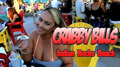 Crabby Bill's Seafood Original Location in Indian Rocks with Mariah Milano