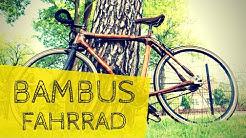 ➤ BAMBUS-Fahrrad | TEST | Trip with a Bamboo-Bike! #BambooBike | Max GREEN