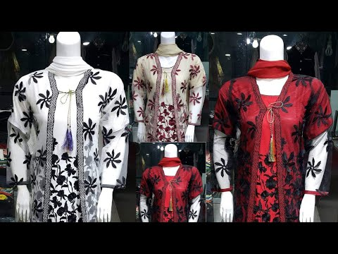 ONLINE SHOPPING PAKISTAN CLOTHING NEW DRESS 2018 AND 2019