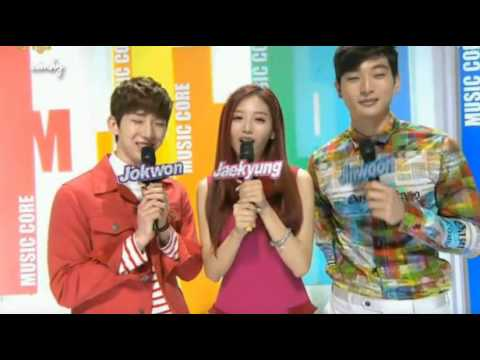130309 MC 2am JoKwon Jinwoon Rainbow Jaekyung 2