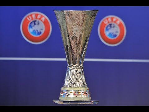 Who could arsenal face in the europa league? (live)