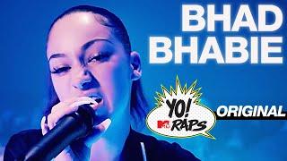 Bhad Bhabie performs Babyface Savage & Gucci Flip Flops | Yo! MTV Raps Original