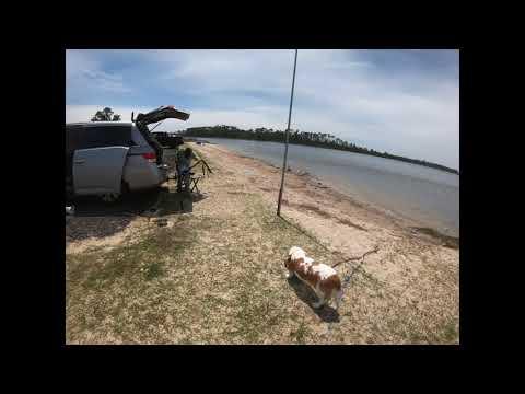Ham Radio at Kinsaul Park Lynn Haven, FL