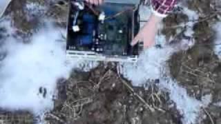 Oprava počítače 2-VODNÍ CHLAZENÍ