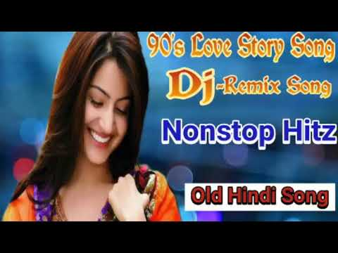 Nonstop 90s hits Hindi Songs (Ekdam Dholki remix) Old Hindi dj remix song