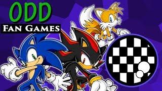 Odd Fan Games: Sonic vs Darkness - Pikasprey