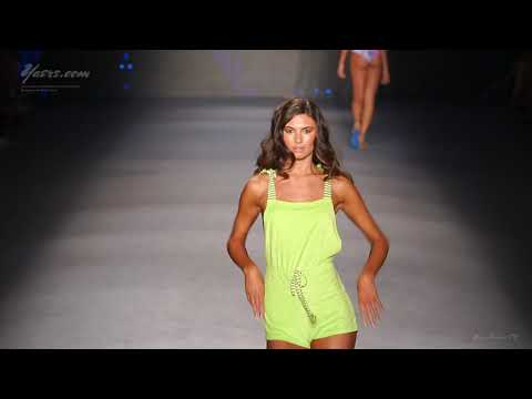Luli Fama Swimwear Fashion Show SS2020 Miami Swim Week 2019 Paraiso Miami Beach