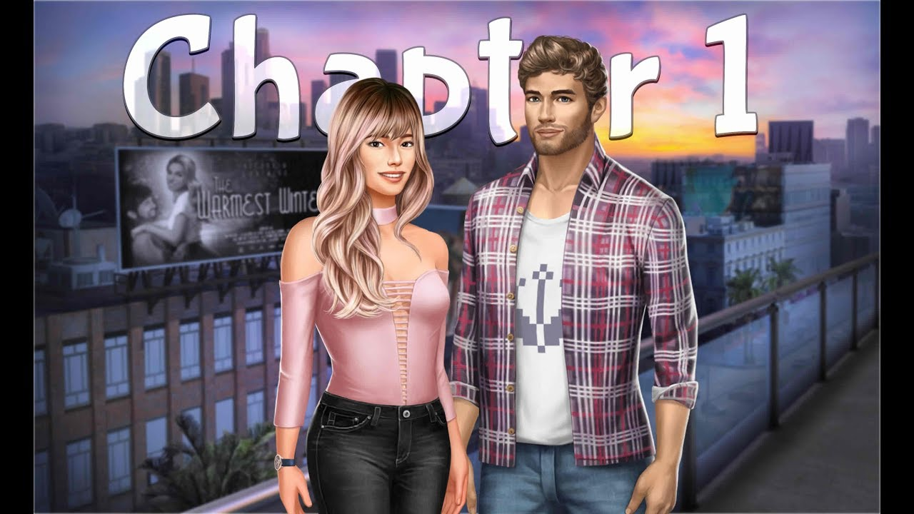 Diamonds Choices Red Carpet Diaries Ch  Rooftop Date
