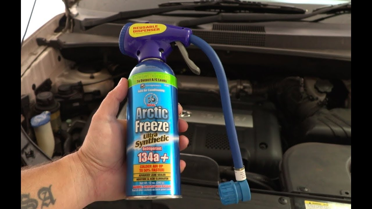 How To Fix Your Cars Air Con You