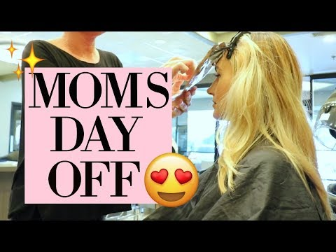 I NEEDED A BREAK | COME TO THE SALON WITH ME | BLONDE OMBRE | DITL | Tara Henderson