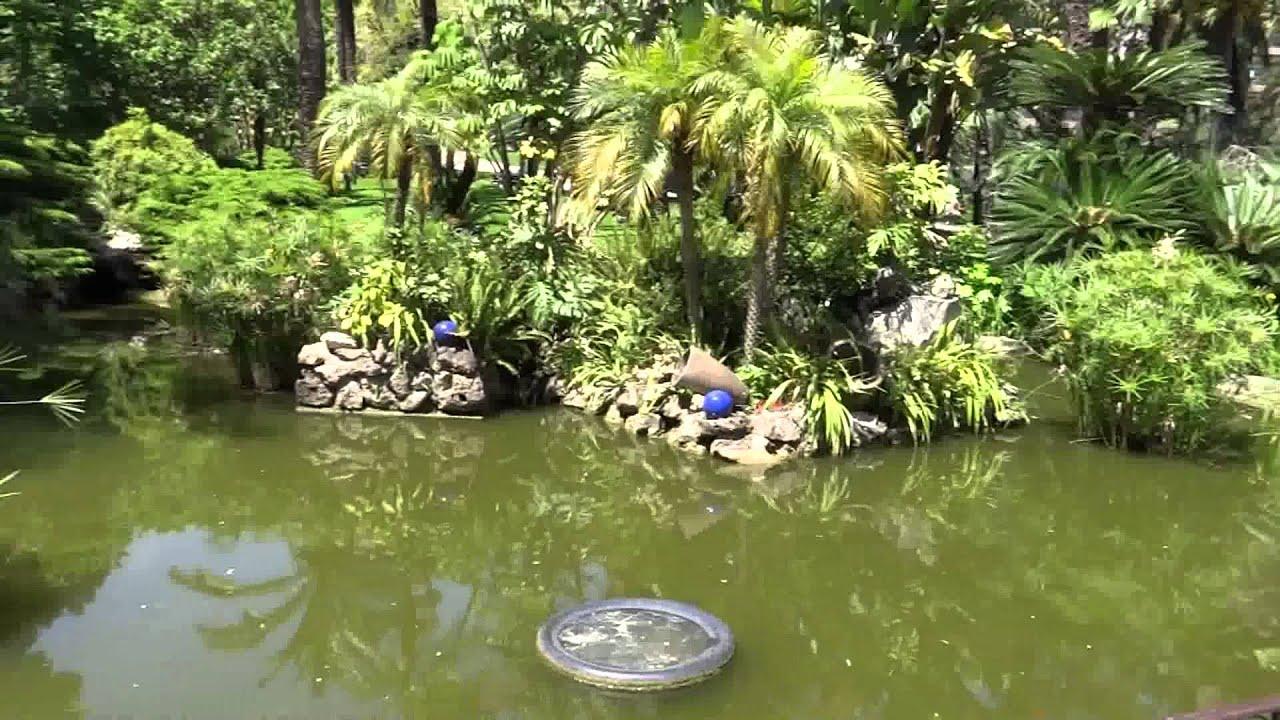 Monaco Jardins de la Petite Afrique HD 2015