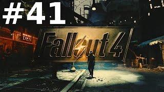 Fallout 4 Прохождение 41 - Вылазка, Изнутри, Прайм Обретенный