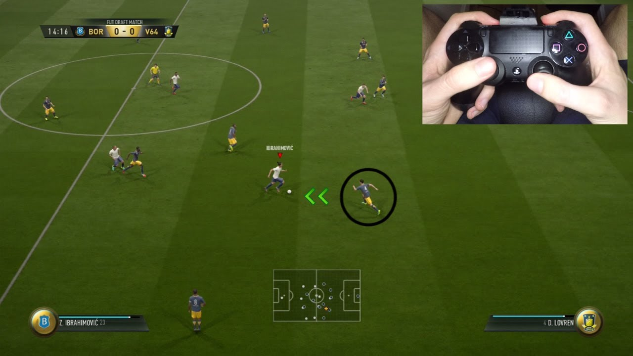The Only Skill Moves You Need To Know In Fifa  Easy Tutorial