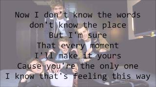 The Vamps - Move My Way (with Lyrics)