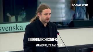 Sośnierz o komunizmie w natarciu z ripostą Stanislava Polčáka