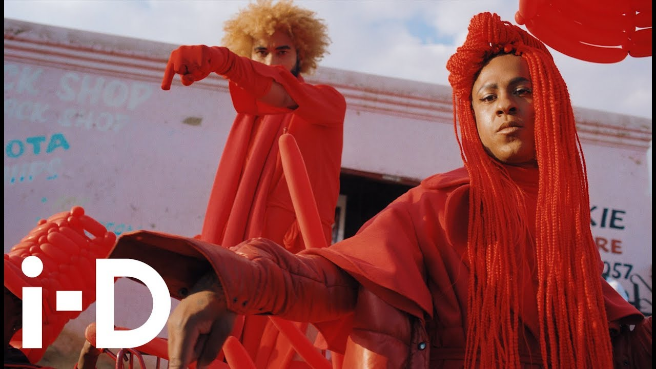 Mykki Blanco Celebrates Johannesburg's Born-Free Queer Artists and Activists - Full Film
