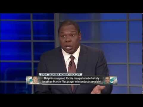 No Place For Bullying In NFL - SportsCenter (11-05-2013)