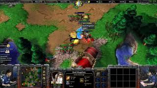 TH000 vs Moon WarCraft 3 WCG 2019 Xi'An (Miker)