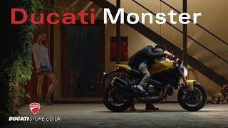Ducati Monster: Cinematic Story