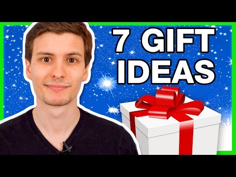 7 Unique & Uncommon Gift Ideas for Christmas and the Holidays