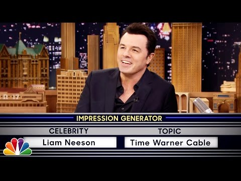 Thumbnail: Wheel of Impressions with Seth MacFarlane