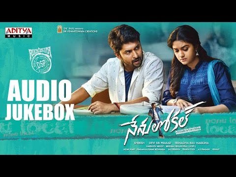 Nenu Local  Telugu Movie Full Songs Jukebox   Nani, Keerthy Suresh   Devi Sri Prasad