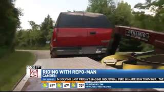 Repo Man Shows Little Sympathy For Nonpaying Car Owners in Ride Along