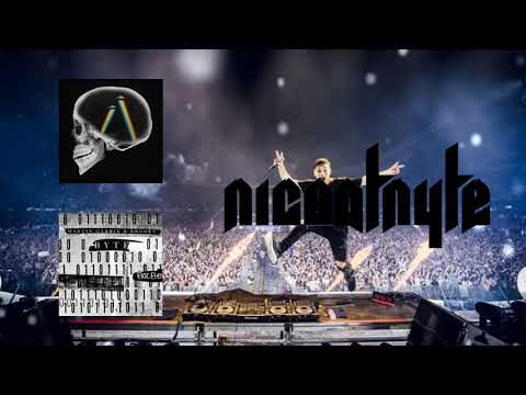 Martin Garrix & Brooks vs Axwell & Ingrosso - Byte vs Dreamer [Martin G. Mashup] + Nicoantyte Edit