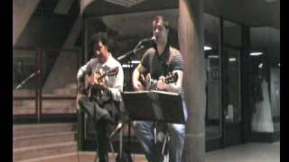 Alanis Morissette - Hand in my pocket (live cover by Ruben Santos & Paulo Bastos)