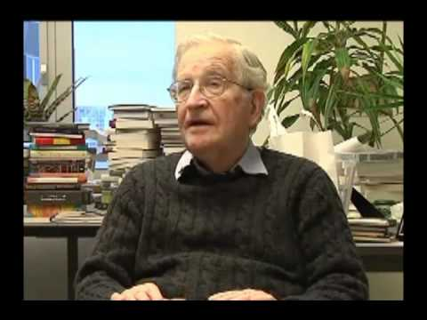 Chomsky: November's Republican takeover of Congress 'a death knell for the species'