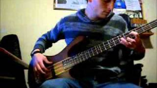 Blind Melon *St Andrew´s Fall ( Bass Cover)