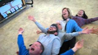 Rowboat Laughter (Row The Boat) Laughter Yoga Exercise  Matt Rand Leader Training