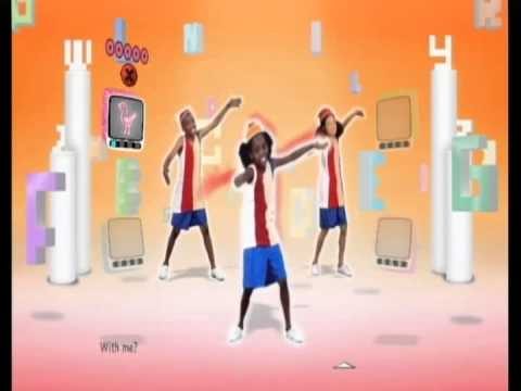 ABC Song Just Dance Kids