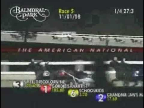 Doubletrouble 2008 Balmoral 2YCP AmNational $170,000 1:51.1