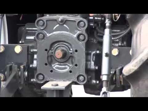 ISEKI Landhope 170 agricultural machinery - YouTube