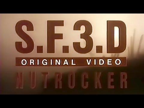 S.F.3.D. Original Video - NUTROCKER Ma.K. マシーネンクリーガー Maschinen Krieger