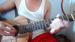 Nu hồng mong manh (Bích Phương) - Open C tuning