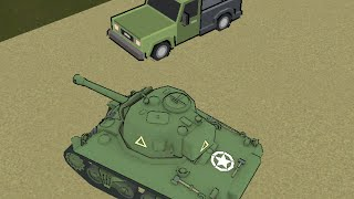Танки: Поле битвы (Tanks Battlefield) // Геймплей