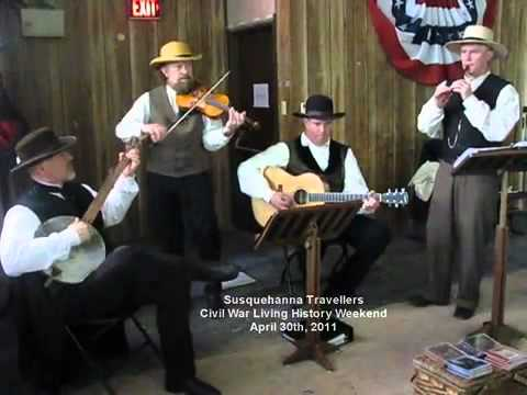 Susquehanna Travellers play at Andrew Carnegie Free Library