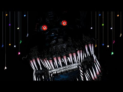 WHO IS NIGHTMARE?? | Five Nights at Freddy's 4 - Part 7