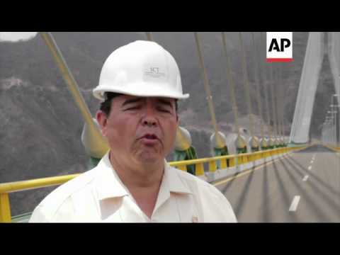 Mexico's Newest Highway Leapfrogs Drug Lands To Link Two Seas