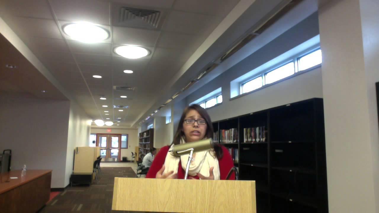 Persuasive speeches online