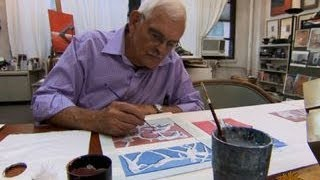 Off the wall with artist Richard Haas